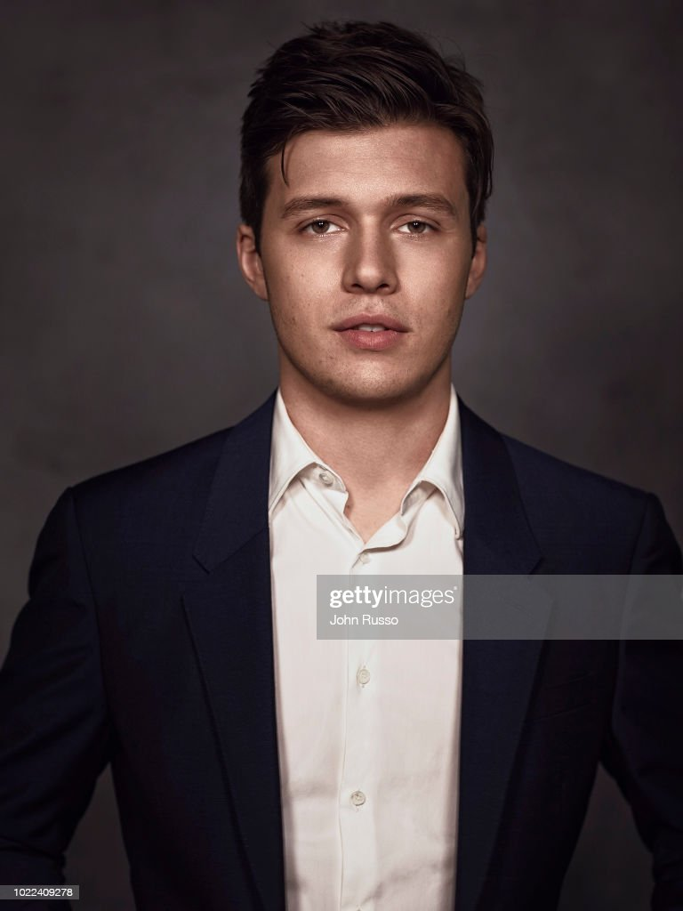 Actor Nick Robinson is...