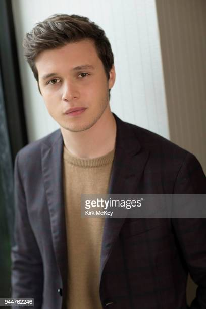 Actor Nick Robinson is photographed for Los Angeles Times on March 2 2018 in West Hollywood California PUBLISHED IMAGE CREDIT MUST READ Kirk...