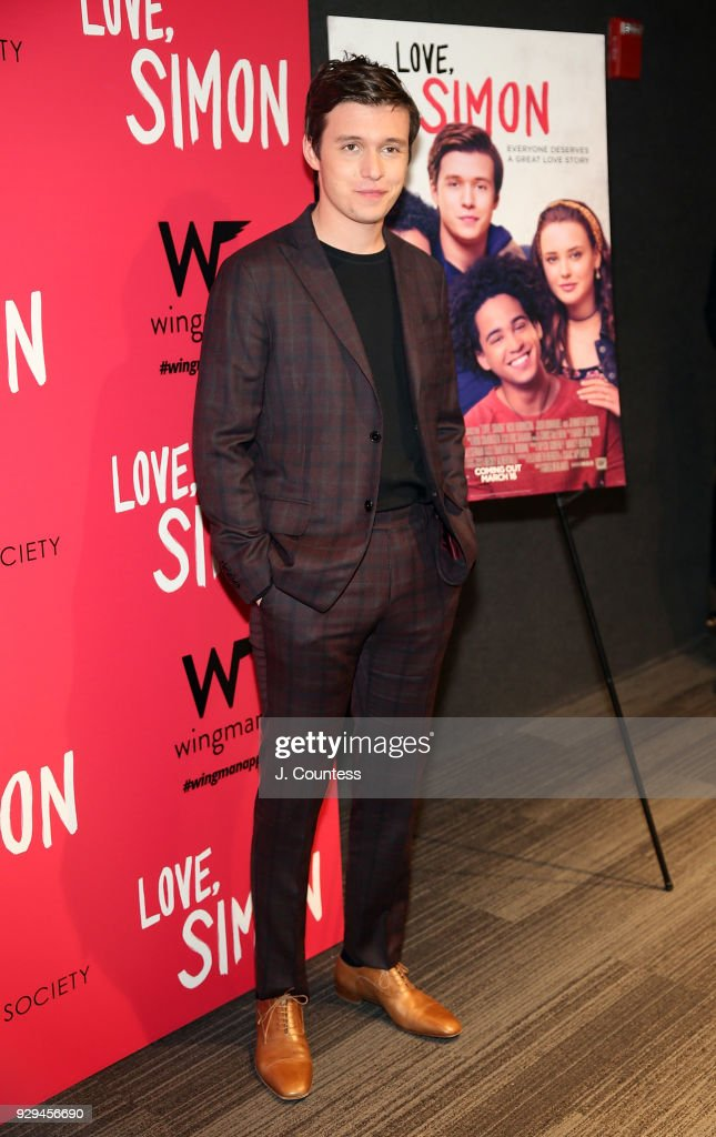 "20th Century Fox & Wingman Host A Screening Of ""Love, Simon"""