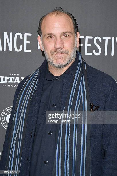 Actor Nick Sandow attends the 'Time The Kalief Browder Story' Premiere 2017 Sundance Film Festival at The Marc Theatre on January 25 2017 in Park...