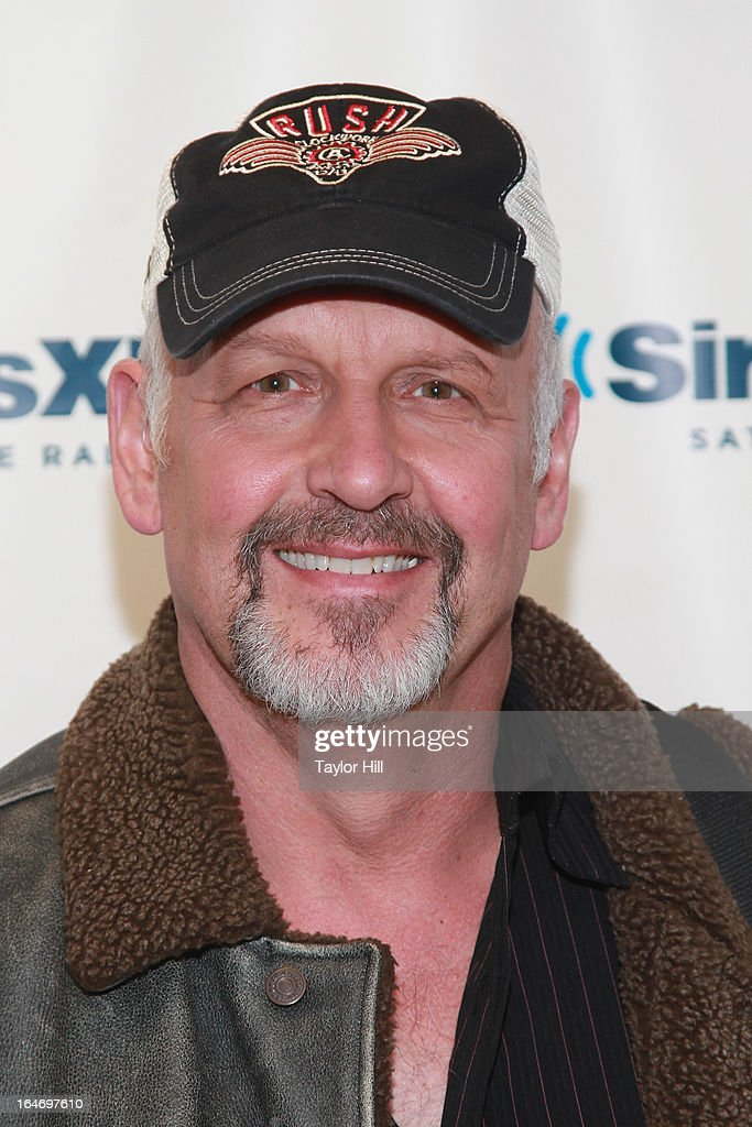Actor Nick Searcy visits SiriusXM Studios on March 26, 2013 in New York City.