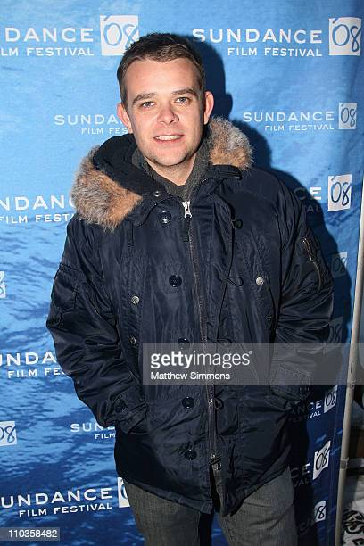 Actor Nick Stahl attends a screening of Quid Pro Quo at the Library Theatre during the 2008 Sundance Film Festival on January 20 2008 in Park City...