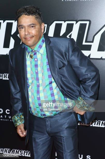 Actor Nick Turturro attends the 'BlacKkKlansman' New York premiere at Brooklyn Academy of Music on July 30 2018 in New York City