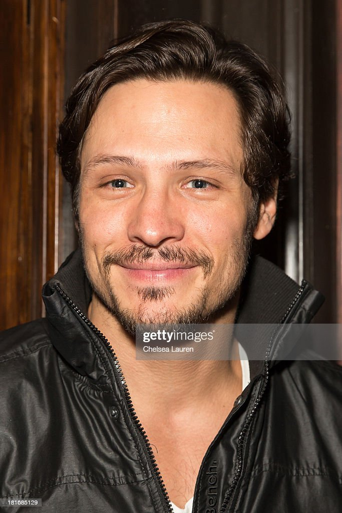 Actor Nick Wechsler attends the M83 Post-Show Soiree At No Vacancy on September 22, 2013 in Hollywood, California.