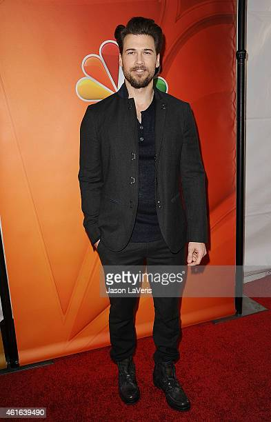 Actor Nick Zano attends the NBCUniversal 2015 press tour at The Langham Huntington Hotel and Spa on January 16 2015 in Pasadena California
