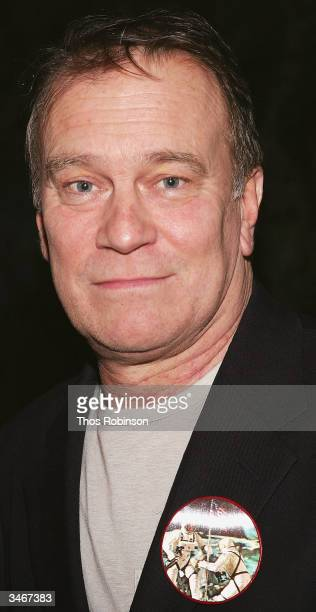 Actor Nicky Henson attends the Opening of Jumpers After Party at Tavern On The Green on April 25 2004 in New York City