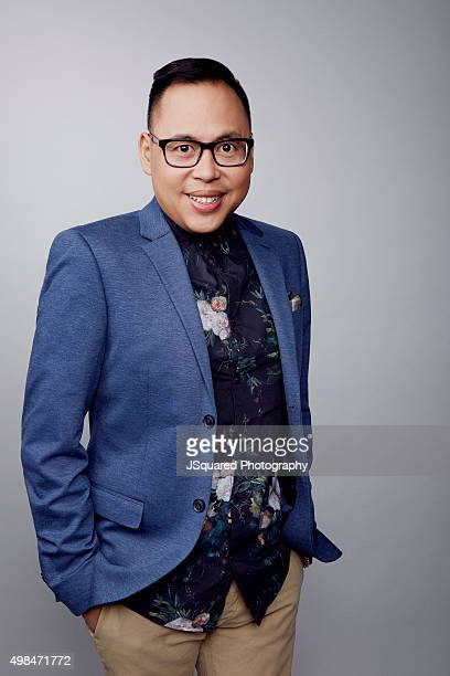 Actor Nico Santos of NBC's 'Superstore' is photographed on November 18 2015 in Burbank California