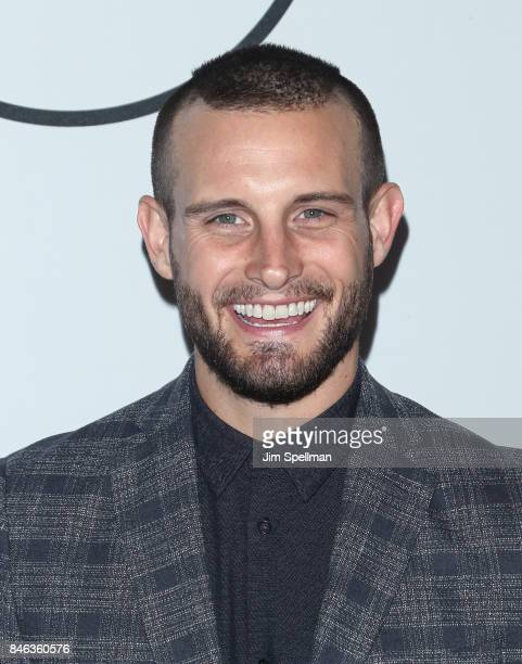 Actor Nico Tortorella attends the 2017 Unitas Gala at Capitale on September 12 2017 in New York City