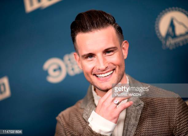 Actor Nico Tortorella attends the first Comedy Central, Paramount Network and TV Land Press Day, on May 30, 2019 in Los Angeles, California.