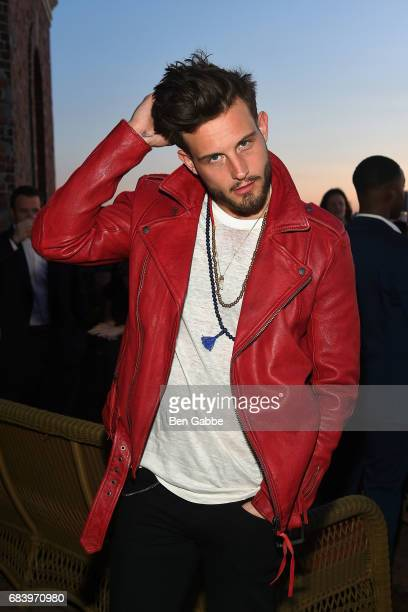Actor Nico Tortorella attends the Gersh Upfronts Party at The Jane Hotel on May 16 2017 in New York City