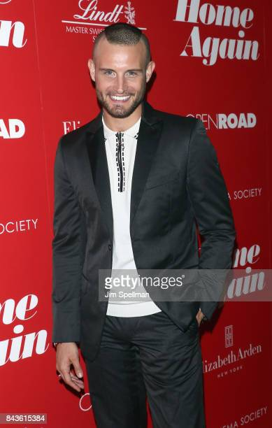 Actor Nico Tortorella attends the screening of Open Road Films' 'Home Again' hosted by The Cinema Society with Elizabeth Arden and Lindt Chocolate at...
