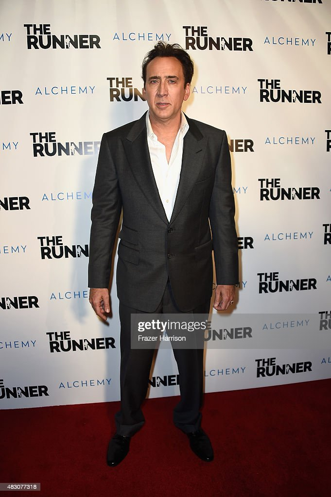 "Screening Of Alchemy's ""The Runner"" - Arrivals"