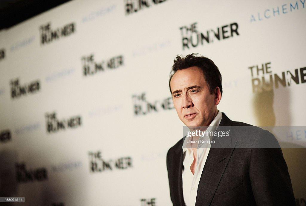 "Paper Street Films' Screening Of ""The Runner"" - Arrivals : News Photo"