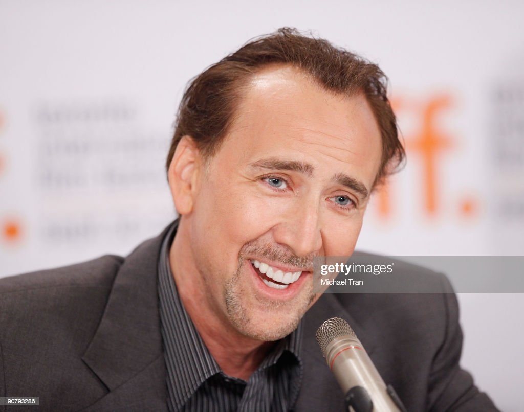 """Bad Lieutenant: Port Of Call New Orleans"" Press Conference - 2009 Toronto : News Photo"