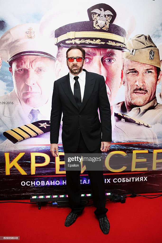 """USS Indianapolis: Men of Courage"" - Premiere In Moscow"