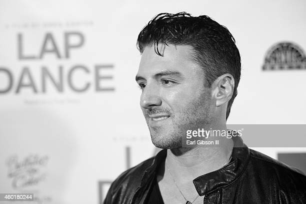 Actor Nicolas Roye attends the Los Angeles Premiere of the film Lap Dance at ArcLight Cinemas on December 8 2014 in Hollywood California