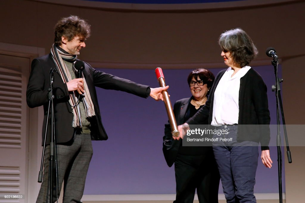 'Le Prix Du Brigadier 2017' Award At Theatre Montparnasse In Paris : News Photo