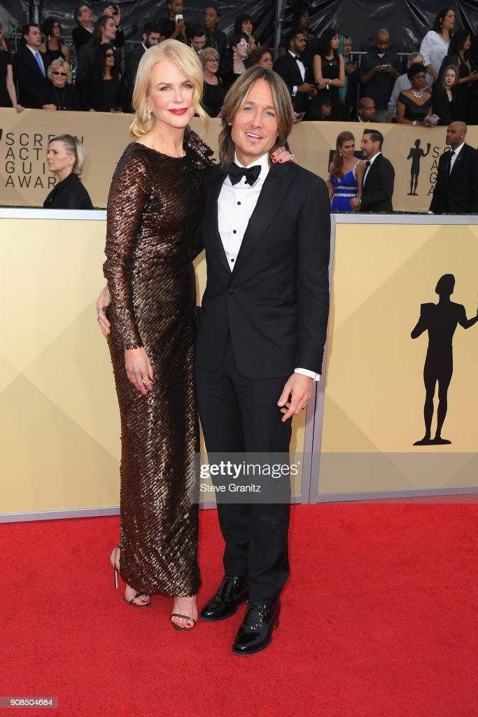 24th Annual Screen ActorsGuild Awards - Arrivals : News Photo
