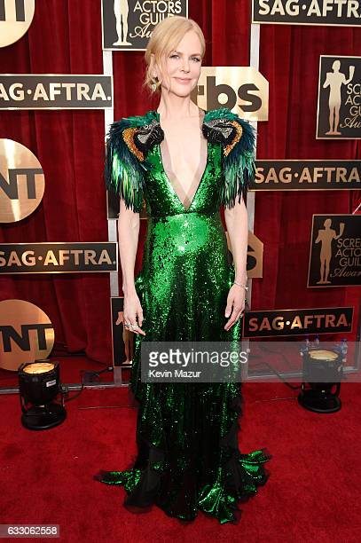 Actor Nicole Kidman attends The 23rd Annual Screen Actors Guild Awards at The Shrine Auditorium on January 29 2017 in Los Angeles California 26592_011