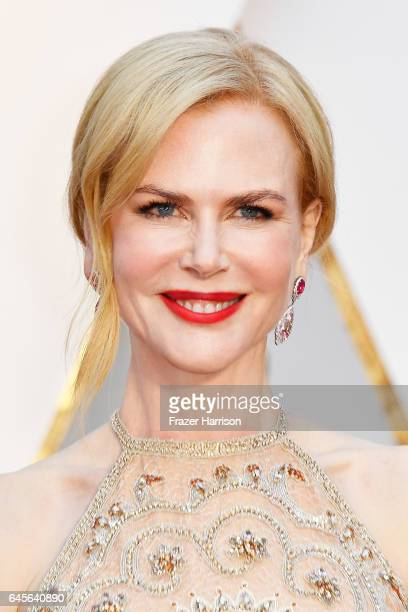 Actor Nicole Kidman attends the 89th Annual Academy Awards at Hollywood & Highland Center on February 26, 2017 in Hollywood, California.