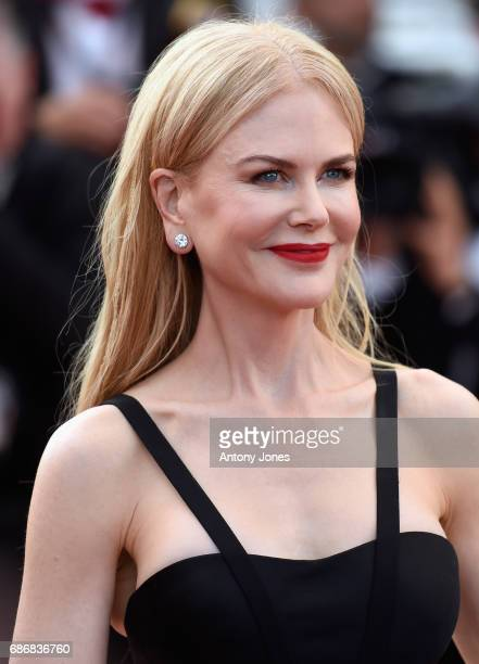 "Actor Nicole Kidman attends the ""The Killing Of A Sacred Deer"" screening during the 70th annual Cannes Film Festival at Palais des Festivals on May..."