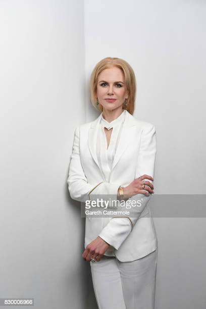 Actor Nicole Kidman is photographed during the 60th BFI London Film Festival at the Corinthia Hotel on October 12 2016 in London England