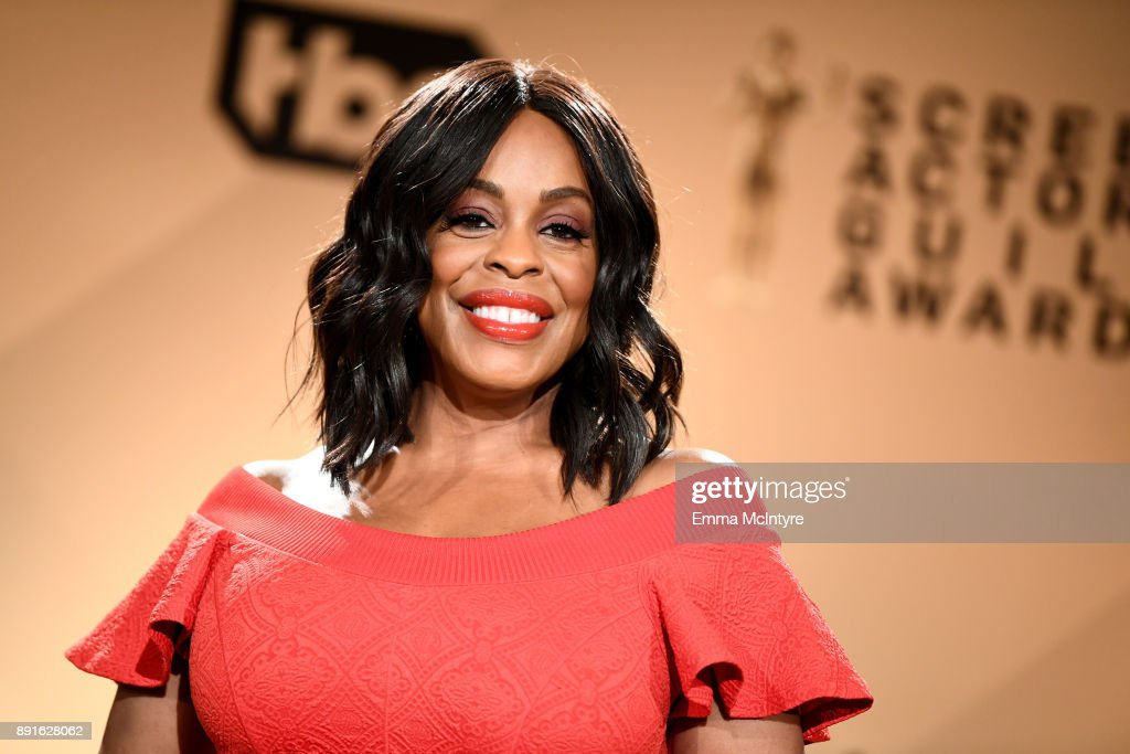 Actor Niecy Nash at the 24th Annual Screen Actors Guild Awards Nominations Announcement at Silver Screen Theater on December 13, 2017 in West Hollywood, California. 2018 SAG Nominations. 27522_002.
