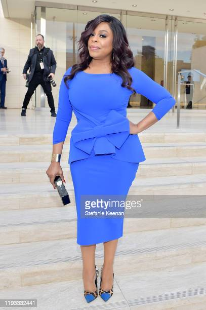Actor Niecy Nash attends The Hollywood Reporter's Power 100 Women in Entertainment at Milk Studios on December 11 2019 in Hollywood California