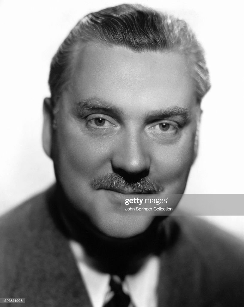Actor Nigel Bruce