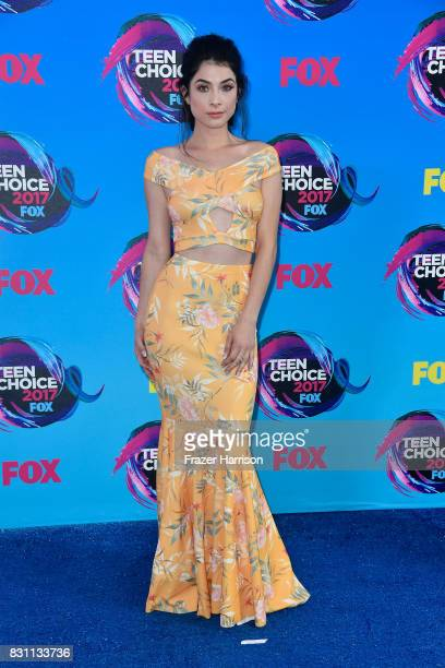 Actor Niki Koss attends the Teen Choice Awards 2017 at Galen Center on August 13 2017 in Los Angeles California