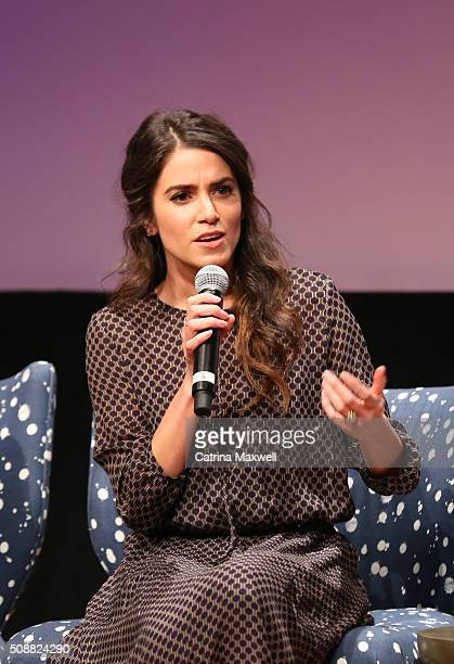 Actor Nikki Reed attends the Sleepy Hollow event during aTVfest 2016 presented by SCAD on February 6 2016 in Atlanta Georgia