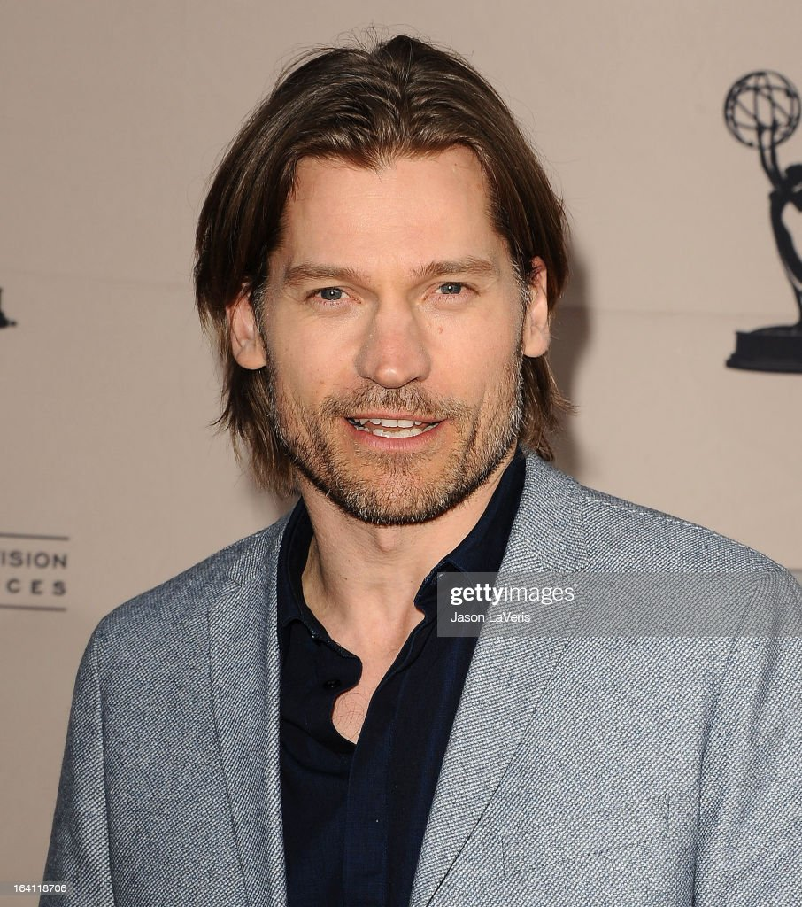Actor Nikolaj Coster-Waldau attends an evening with 'Game Of Thrones' at TCL Chinese Theatre on March 19, 2013 in Hollywood, California.