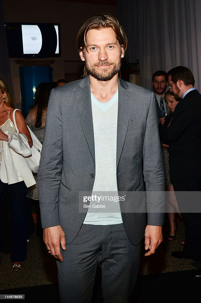 Actor Nikolaj Coster-Waldau attends the 16th Annual Webby Awards on May 21, 2012 in New York City.