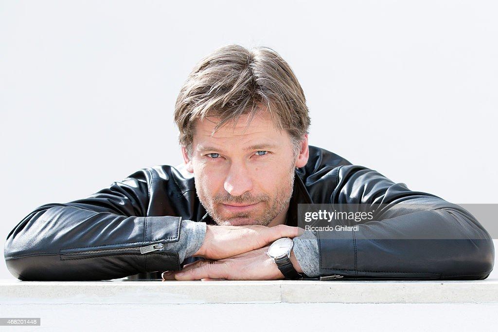 Nikolaj Coster-Waldau, Self Assignment, March 2015