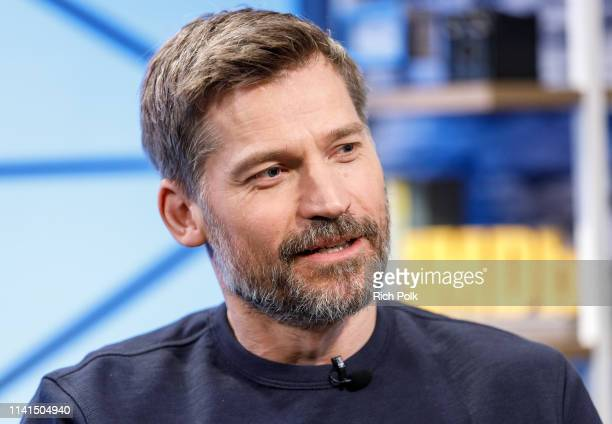Actor Nikolaj Coster-Waldau visits 'The IMDb Show' on April 8, 2019 in Studio City, California. This episode of 'The IMDb Show' airs on April 18,...
