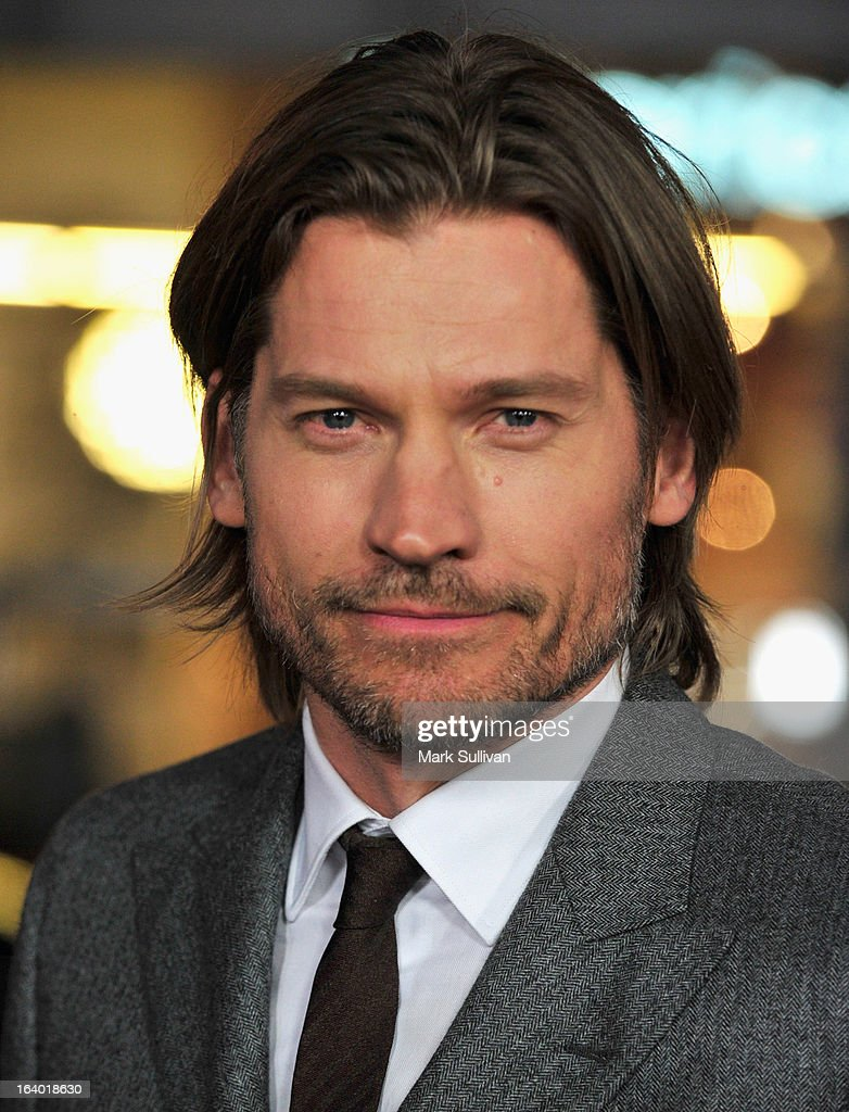 Actor Nikolij Coster-Waldau attends the Los Angeles premiere of HBO's 'Game Of Thrones' Season 3 at TCL Chinese Theatre on March 18, 2013 in Hollywood, California.