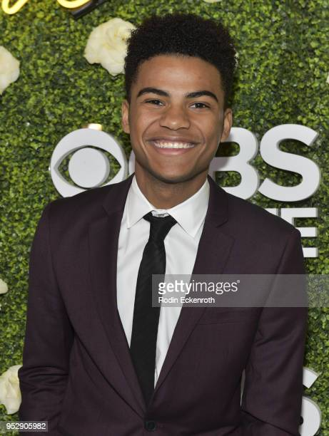 Actor Noah Alexander Gerry attends the CBS Daytime Emmy After Party at Pasadena Convention Center on April 29 2018 in Pasadena California