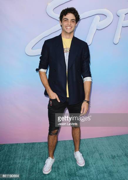Actor Noah Centineo attends the premiere of SPF18 at University High School on September 21 2017 in Los Angeles California