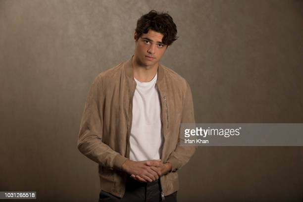 Actor Noah Centineo is photographed for Los Angeles Times on July 28 2018 in Beverly Hills California PUBLISHED IMAGE CREDIT MUST READ Irfan Khan/Los...