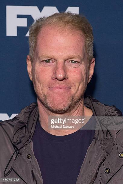 Actor Noah Emmerich attends the 2015 FX Bowling Party at Lucky Strike on April 22 2015 in New York City