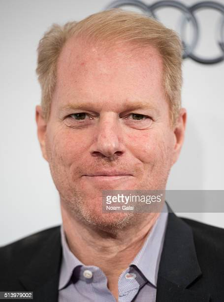 Actor Noah Emmerich attends 'The Americans' season 4 premiere on March 5 2016 in New York City