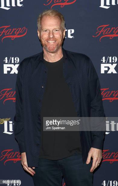 Actor Noah Emmerich attends the FX Network 2017 AllStar Upfront at SVA Theater on April 6 2017 in New York City