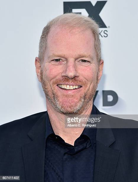 Actor Noah Emmerich attends the Vanity and FX Annual Primetime Emmy Nominations Party at Craft Restaurant on September 17 2016 in Beverly Hills...