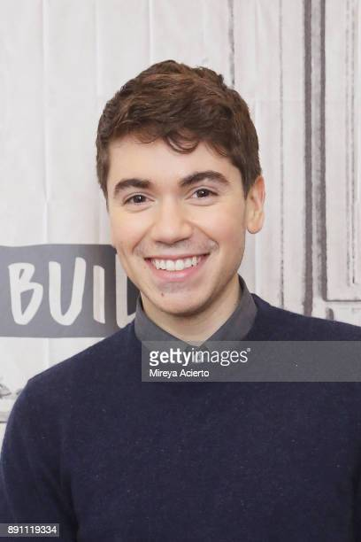 Actor Noah Galvin visits Build to discuss 'Dear Evan Hansen' at Build Studio on December 12 2017 in New York City