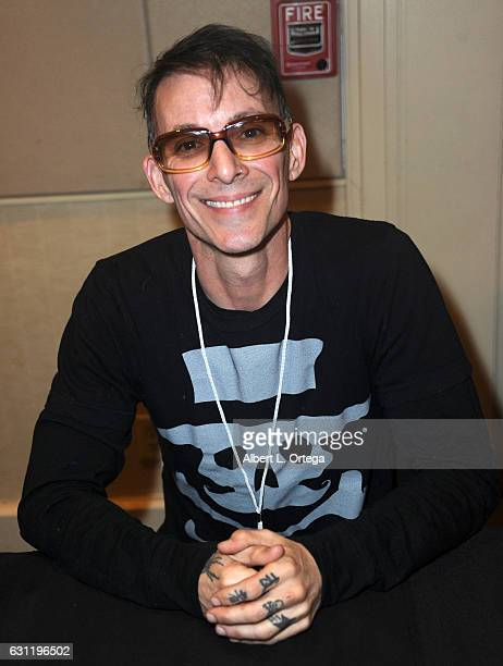 Actor Noah Hathaway attends The Hollywood Show held at The Westin Los Angeles Airport on January 7 2017 in Los Angeles California