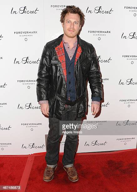 Actor Noah Segan arrives at the Los Angeles premiere of 'In Secret' at ArcLight Hollywood on February 6 2014 in Hollywood California
