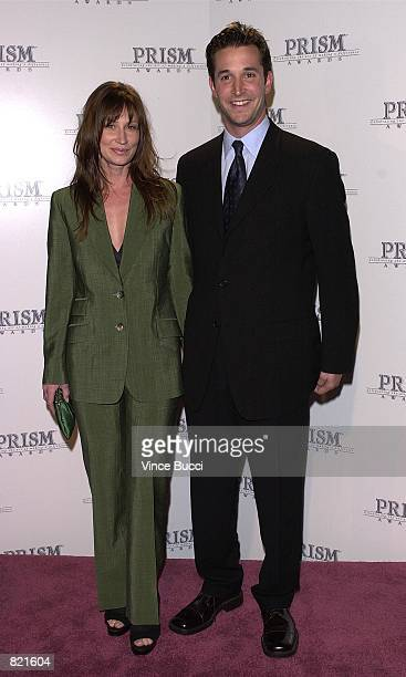 Actor Noah Wyle and wife Tracy attend the 5th Annual Prism Awards presented by the Entertainment Industries Council which honored accurate depictions...