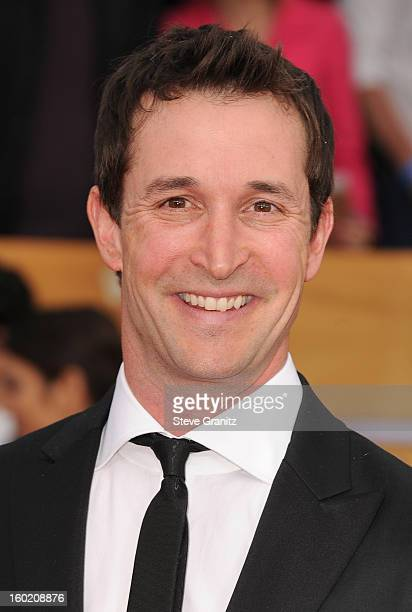 Actor Noah Wyle arrives at the 19th Annual Screen Actors Guild Awards held at The Shrine Auditorium on January 27, 2013 in Los Angeles, California.