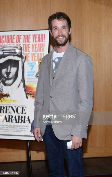 Actor Noah Wyle arrives at The Academy presents the U.S. Premiere of the new 50th anniversary 4K digital restoration of 1962's Best Picture winner...
