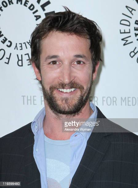"""Actor Noah Wyle at an evening with """"Falling Skies"""" hosted by the Paley Center for Media held at The Paley Center for Media on July 19, 2011 in..."""